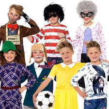 Deluxe David Walliams Kids Fancy Dress World Book Day Week Childrens Costumes
