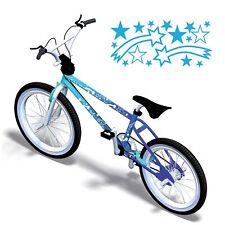 Sternschnuppen Fahrradaufkleber Sternschnuppe Sticker Fahrrad