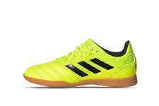 Adidas - Copa 19.3 IN SALA J - Scarpe Calcetto Indoor Junior - Yellow - EF0561