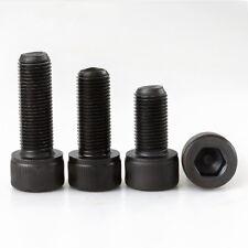 Metric Fine Thread Socket Head Cap Screws 12.9 High Tensile Allen Bolts M6 M8