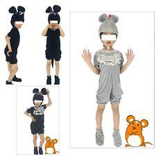 Topo Tuta Saggio Danza Costume Topolino Travestimento Mouse Costume ANIM001