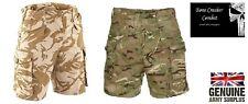 Genuine British army MTP / Desert Combat Shorts - various sizes -SUPERGRADE