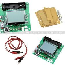 Newest Transistor Inductor-Capacitor ESR Meter MG328 Digital LCD Tester + Case C