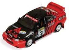 IXO RAC223 RAM514 Mitsubishi Evo Rally Coches Tour Corse 1991 Canberra 1999 1:43