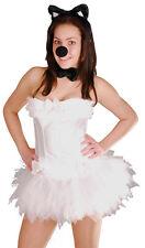 Sexy Minnie Minni Mouse Minnimaus Mickey Micky Costume pour Femme Sac à Linge