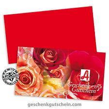 """Gutscheinkarten """"Standard"""" mit Kuverts für österreichische Apotheken AP1230A"""