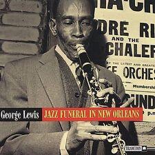 Jazz Funeral in New Orleans, Lewis, George, , Very Good