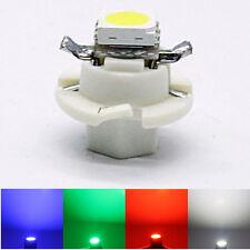 B8,4D LED SMD Sockel Bax weiß rot blau grün Tachobeleuchtung Lampe Birne B84d