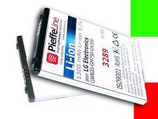 per LG GW820 GM750 GX300 Batteria Li-ion 1300 mAh  NUOVA