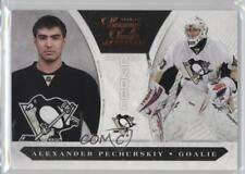 2010-11 Panini Luxury Suite 213 Rookies Group 4 Alexander Pechurskiy Hockey Card