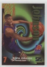1997-98 Z-Force #146 Kevin Johnson Phoenix Suns Basketball Card