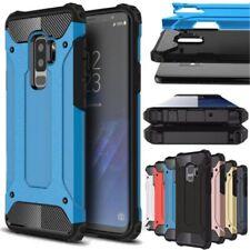 Armure robuste étui pour samsung Galaxy S9 Plus S5 S6 S7 Bord S8 Note 4 5 8 9