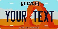 Utah 1992 Personalized Custom License Plate Car Motorcycle Bike