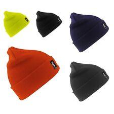 Result WINTER MÜTZE Wasserabweisende Skimütze STRICK Ski Hat 3M™ Thinsulate™ NEU