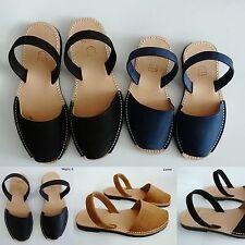 Avarcas menorquinas, varios colores, tallas desde 20 hasta 44,sandalias, abarcas