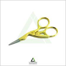 Super Sharp Straight Edge Cuticule Ongle ciseaux droite Point Or Argent Acier
