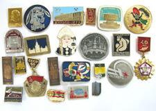 LOT 54 LOT RUSSIAN USSR CCCP ASSORTED PIN BADGES #2