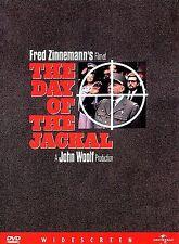 The Day of the Jackal - Edward Fox, Tony Britton - New DVD