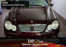 Kandydip ® Sprühfolie Brandywine Kandy Pearl 2k Auto Set Comp con Plasti Dip ®