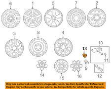 TOYOTA OEM 05-16 Tacoma Wheel-Lug Nut 9008494002