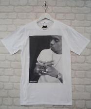 Actual Fact Nas Hip Hop Rapper Urban Men's Summer Crew Neck Tee T-shirt