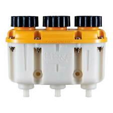 Tilton 3 Sala Freno Y Embrague de depósito de fluidos-fibreglass/nylon construcción