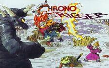 153004 Chrono Trigger Chrono Cros Game Art Wall Print Poster CA