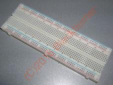 1-2x MB102 830 Kontakte Steckboard  Breadboard Steckbrett  Kabelsatz Jumper Wire