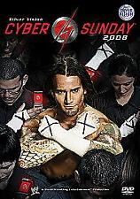 WWE - Cyber Sunday 2008 (DVD, 2009)