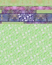 Bassetti Tagesdecke LACCA v2 | 240 x255 cm  ...mit zauberhaftem Muster!