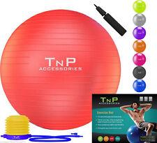 Esercizi Fitness Swiss Palestra Fit Yoga Core Palla Addominali