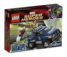 Lego Super Heroes Loki's Cosmic Cube Escape (6867) [Sealed]