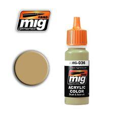 Ammo of Mig Jimenez Acrylic Color OLD WOOD 17ml #0036