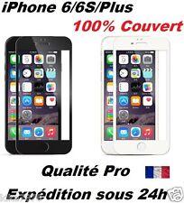 Vitre Ecran integrale Film Verre Trempé protection Pour Apple iphone 6/S/Plus  !