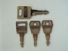 Kentec Fire Alarm Control Panel key, KT3001 - FH001 - 801 - 901 - FULL SET
