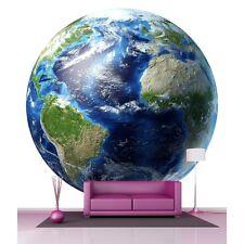 Papier peint géant globe terrestre4522