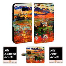 Samsung Galaxy c5 personalizada funda de móvil bolsa con pinturas impresión fotográfica