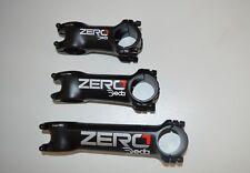 Deda Zero 1 Potencia Ahead POTENCIA 70 80 90 110 120 130 mm -8° Negro 31,7mm OS