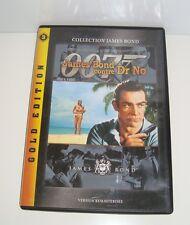 DVD JAMES BOND 007 JAMES BOND CONTRE DR NO
