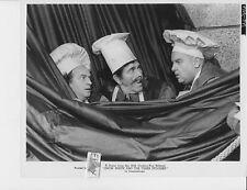 Snow White and Thr Three Stooges VINTAGE Photo