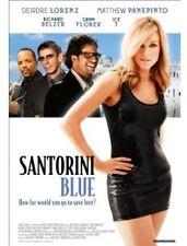 Santorini Blue (DVD, 2013)