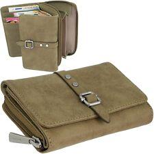 ESPRIT Damen-Geldbörse Portemonnaie Brieftasche Geldbeutel Ladys Purse Wallet