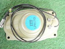 ORGINAL ITT Telefunken OVAL LAUTSPRECHER! 8W NEU 130x76mm Vintage Jukebox  15111