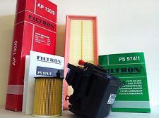 FOR PEUGEOT 207 & 307 1.6 HDI 16V DIESEL SERVICE KIT OIL AIR FUEL FILTER