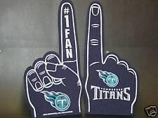 NFL Foam Finger, Tennessee Titans, NEW
