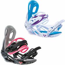 Roxy Classic Damen-Snowboardbindung Soft Binding Snowboard Freestyle 2020