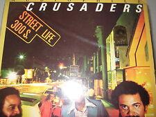 CRUSADERS STREET LIFE 103 AUDIOPHILE LIMITED EDITION RARE HALF SPEED SEALED LP