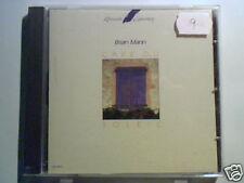 BRIAN MANN Cafe du soleil cd NARADA GERMANY