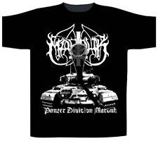"""Marduk /""""PANZER DIVISION MARDUK/"""" Cerniera Felpa Con Cappuccio-Nuovo /& Ufficiale!"""
