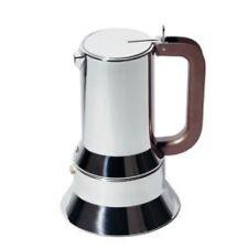 Alessi - 9090/1 - Espresso coffee maker - 1 Cup, 7 cl Capacity